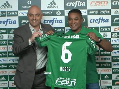 Maurício Galiotte e Roger Machado