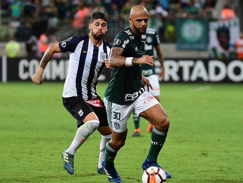 Palmeiras 2x0 Alianza