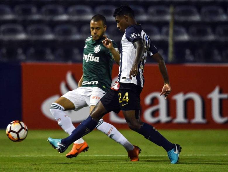 Alianza Lima 1x3 Palmeiras