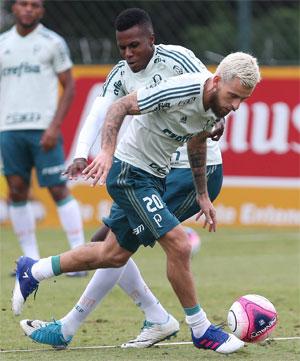 Lucas Lima e Pedrão