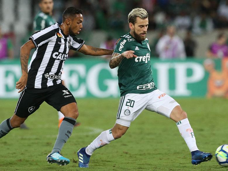 Botafogo 1x1 Palmeiras