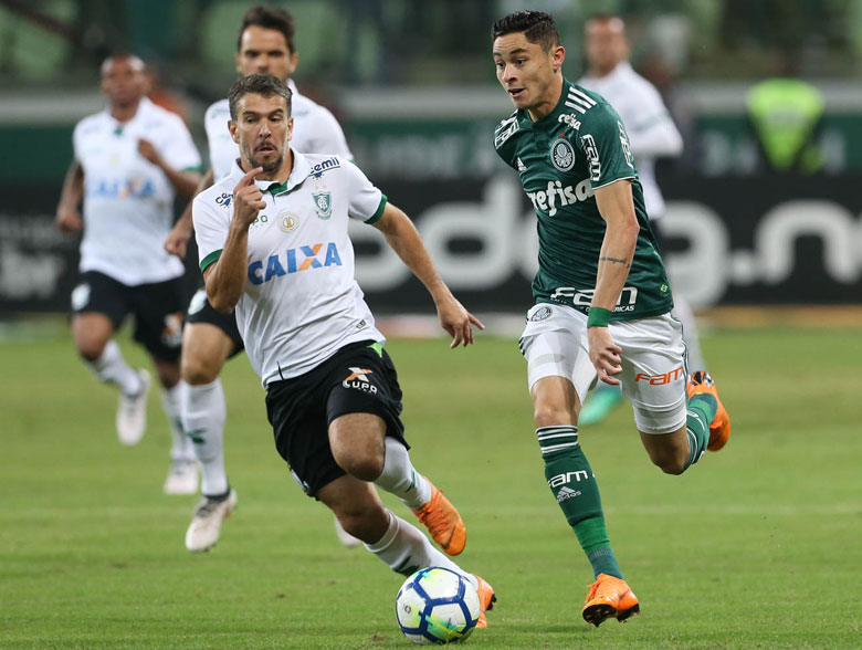 Palmeiras 1x1 América-MG