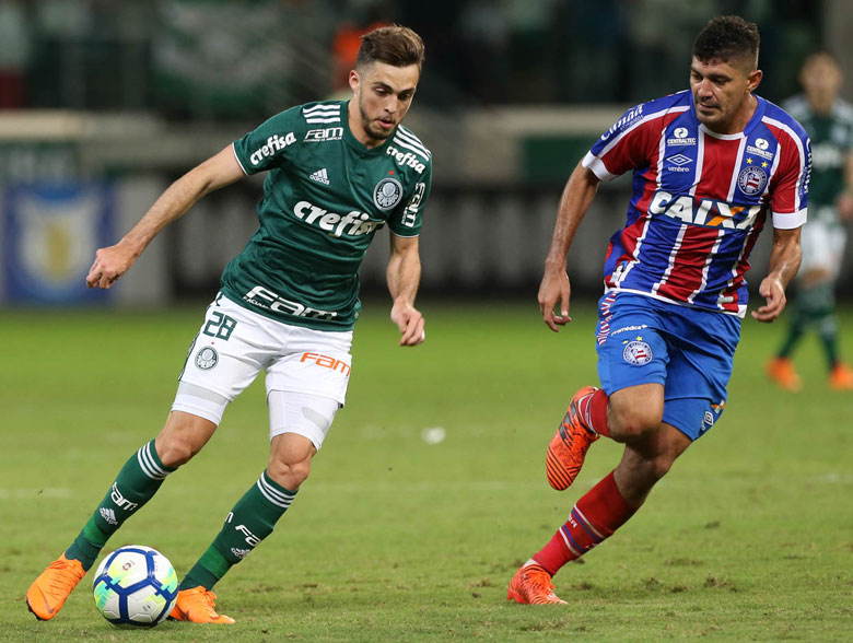 Palmeiras 3x0 Bahia