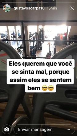 Instagram - Gustavo Scarpa