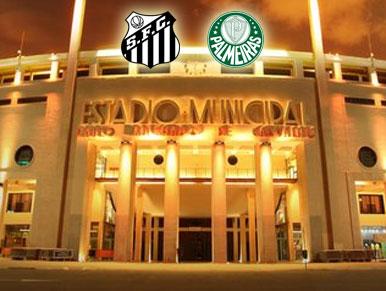 Pré-jogo: Santos x Palmeiras