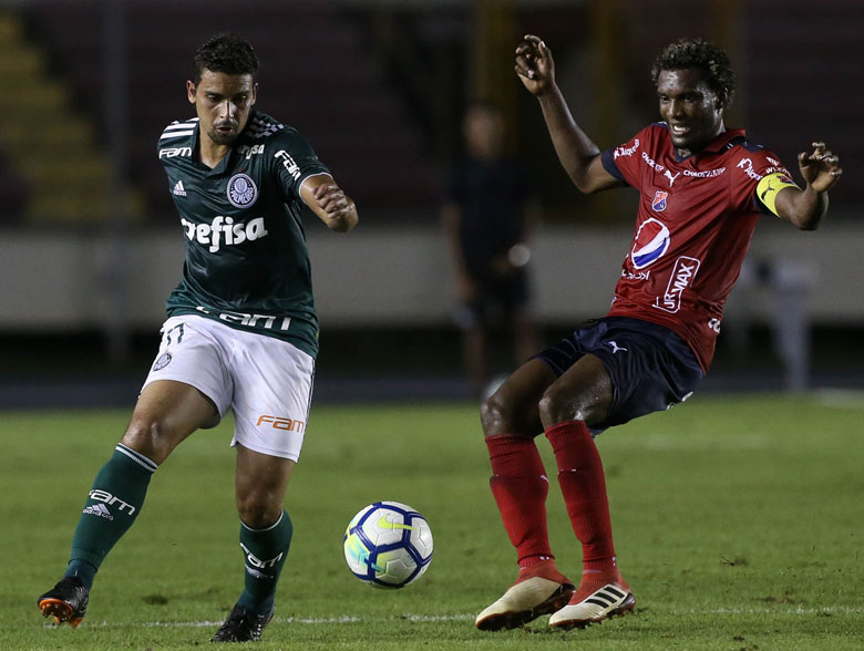 Independiente Medellín 0x2 Palmeiras
