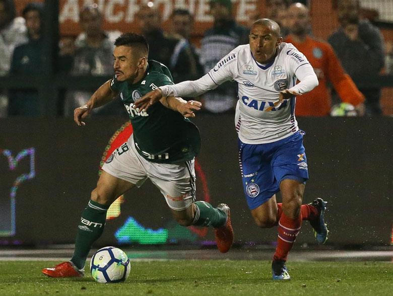 Palmeiras 1x0 Bahia