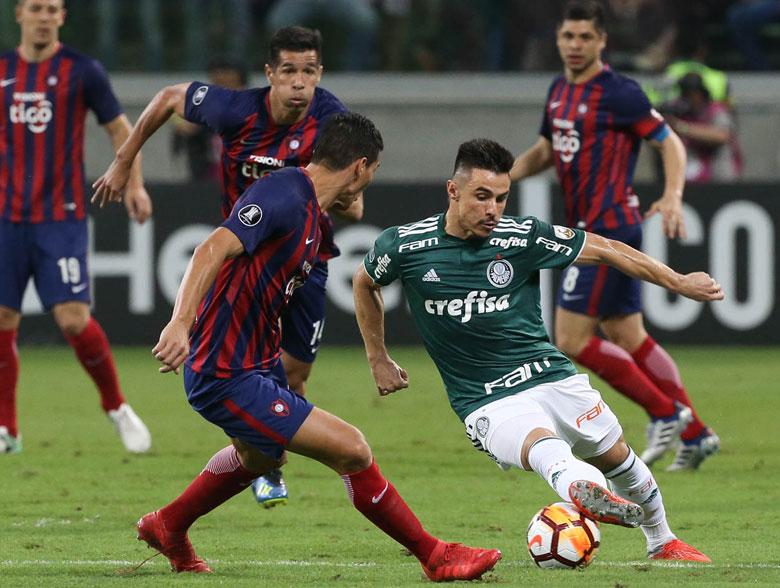 Palmeiras 0x1 Cerro Porteño