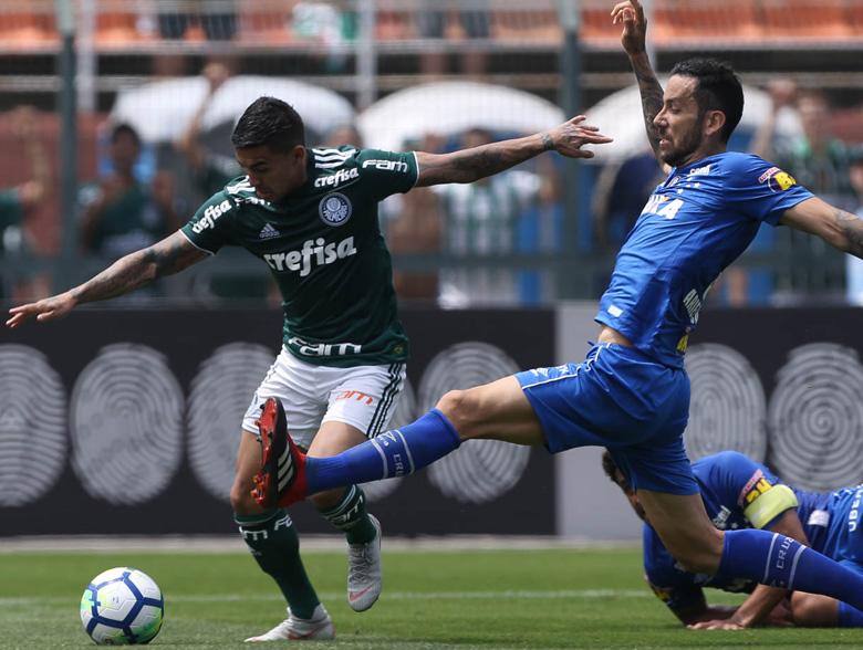Palmeiras 3x1 Cruzeiro