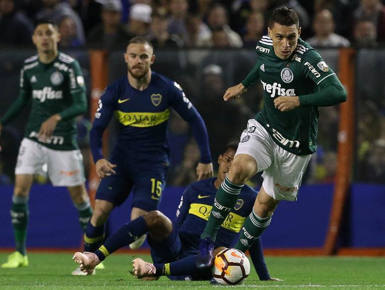 Boca Juniors 2x0 Palmeiras