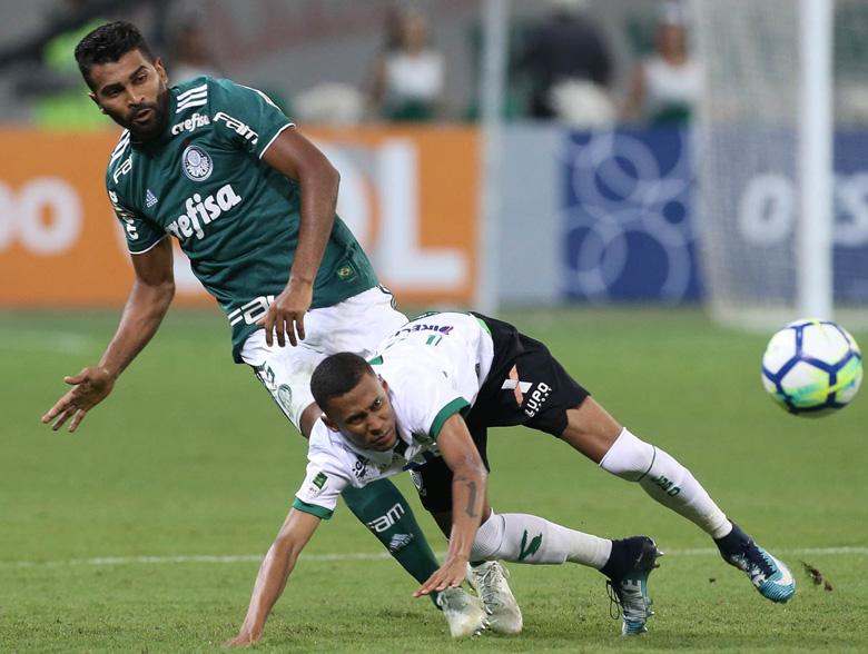 Palmeiras 4x0 América