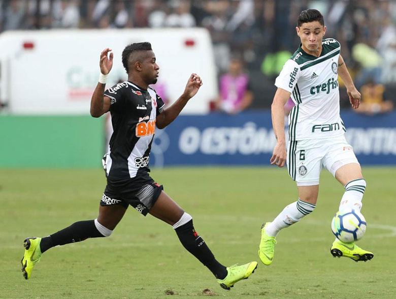 Vasco 0x1 Palmeiras