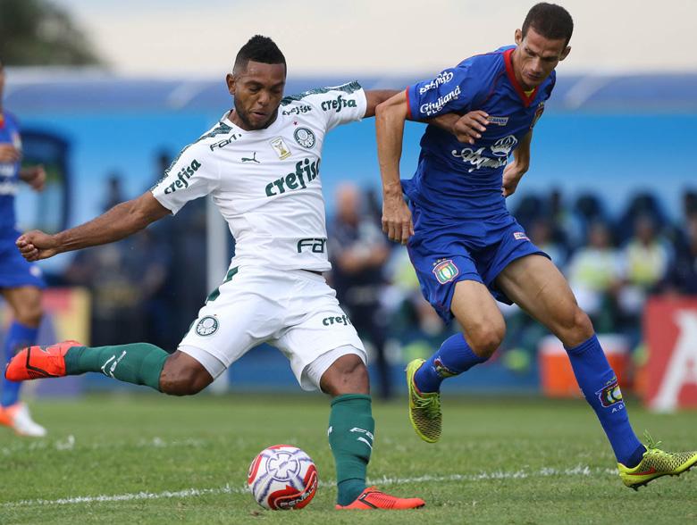 São Caetano 0x2 Palmeiras