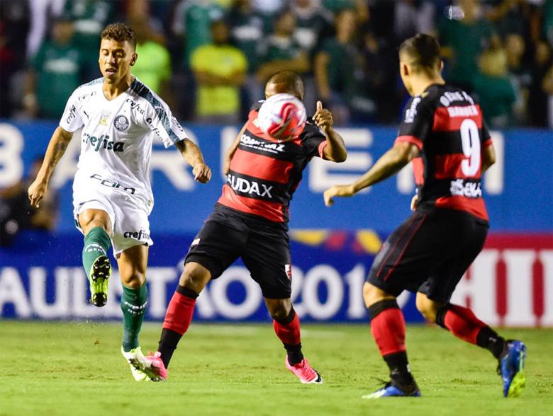 Oeste 0x1 Palmeiras