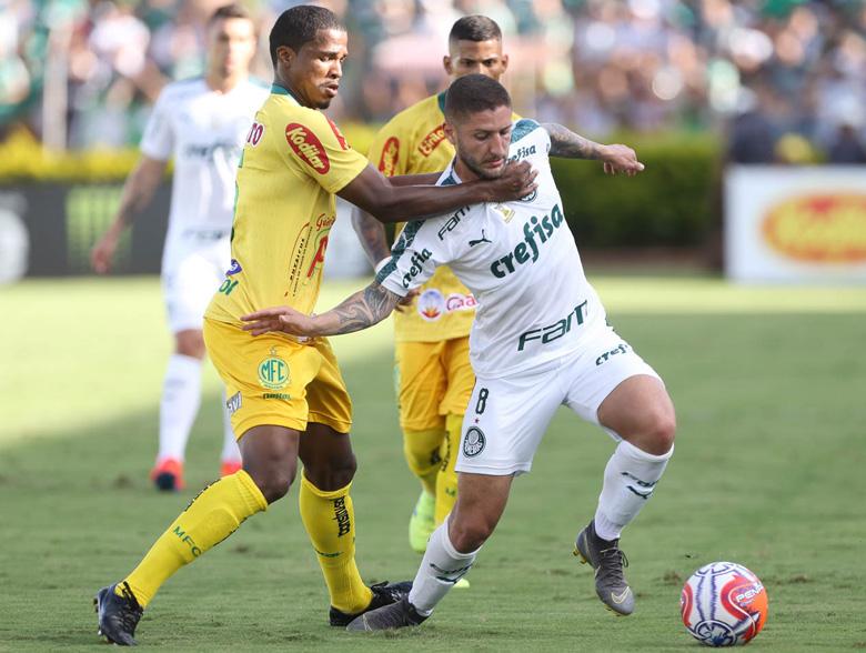 Mirassol 1x1 Palmeiras