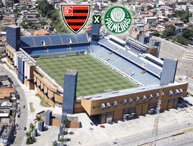 Pré-jogo Oeste x Palmeiras