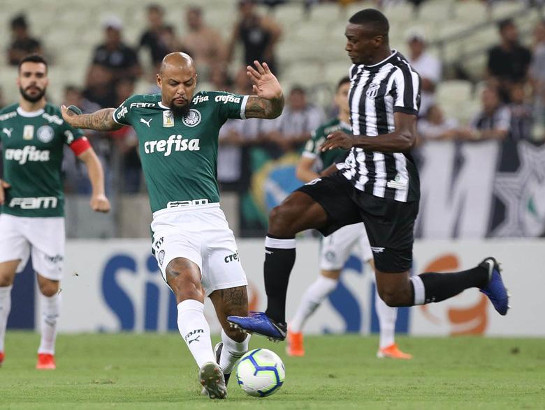 Ceará 2x0 Palmeiras