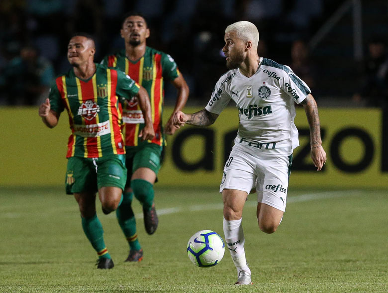 Sampaio Corrêa 0x1 Palmeiras