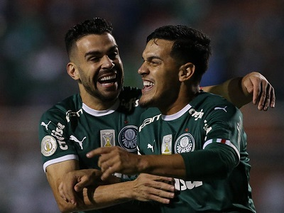 Bruno Henrique e Gómez