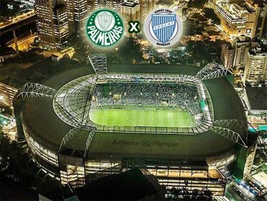 Pré-jogo Palmeiras x Godoy Cruz