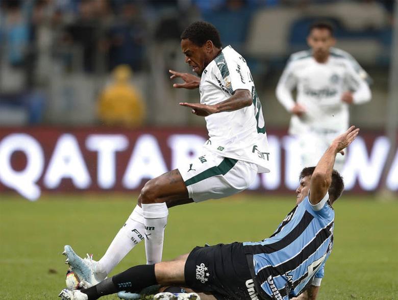 Grêmio 0x1 Palmeiras