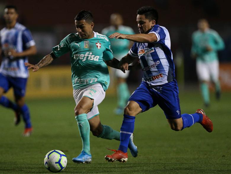 Palmeiras 6x2 CSA