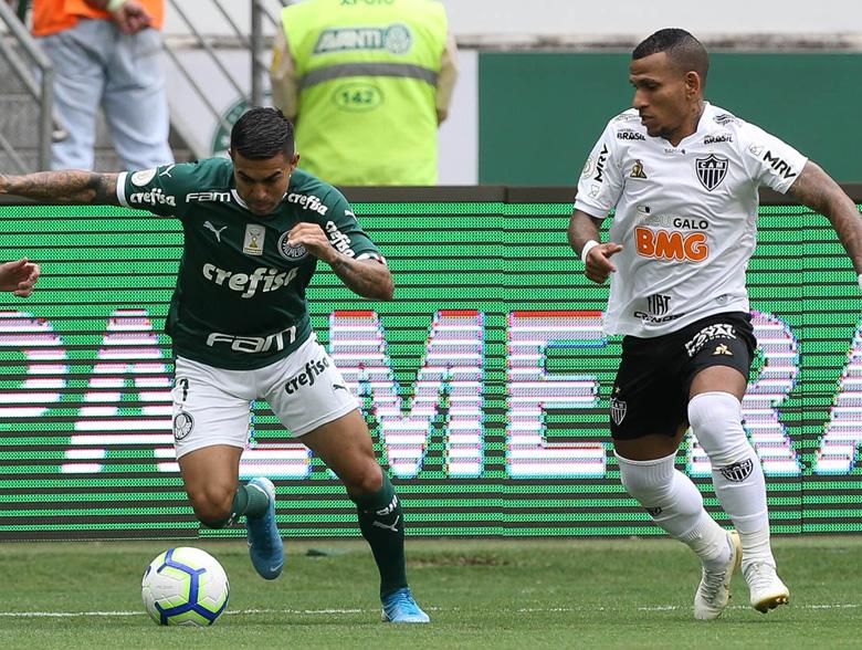Palmeiras 1x1 Atlético-MG