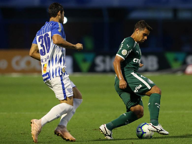 Avaí 1x2 Palmeiras