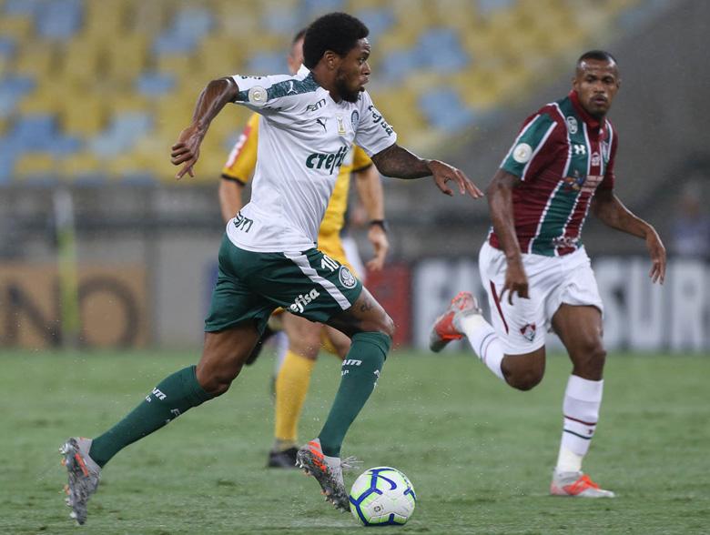 Fluminense 1x0 Palmeiras