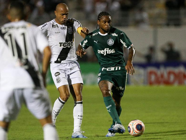 Ponte Preta 0x1 Palmeiras