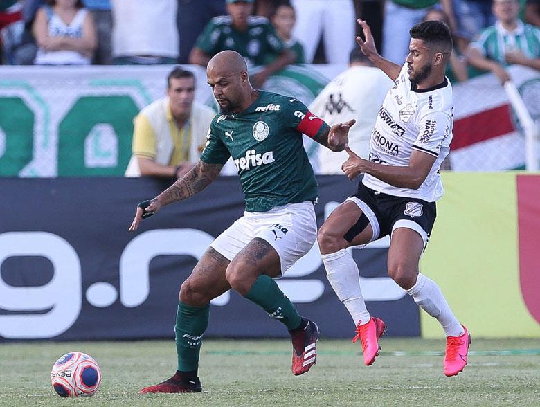Inter de Limeira 0x0 Palmeiras