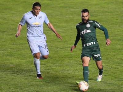 Bolívar 1x2 Palmeiras