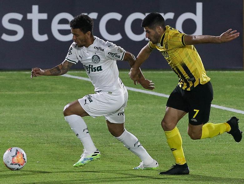 Guaraní-PAR 0x0 Palmeiras