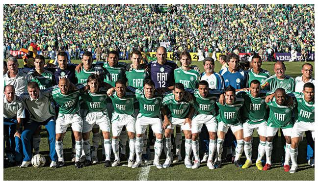Campeão Paulista 2008