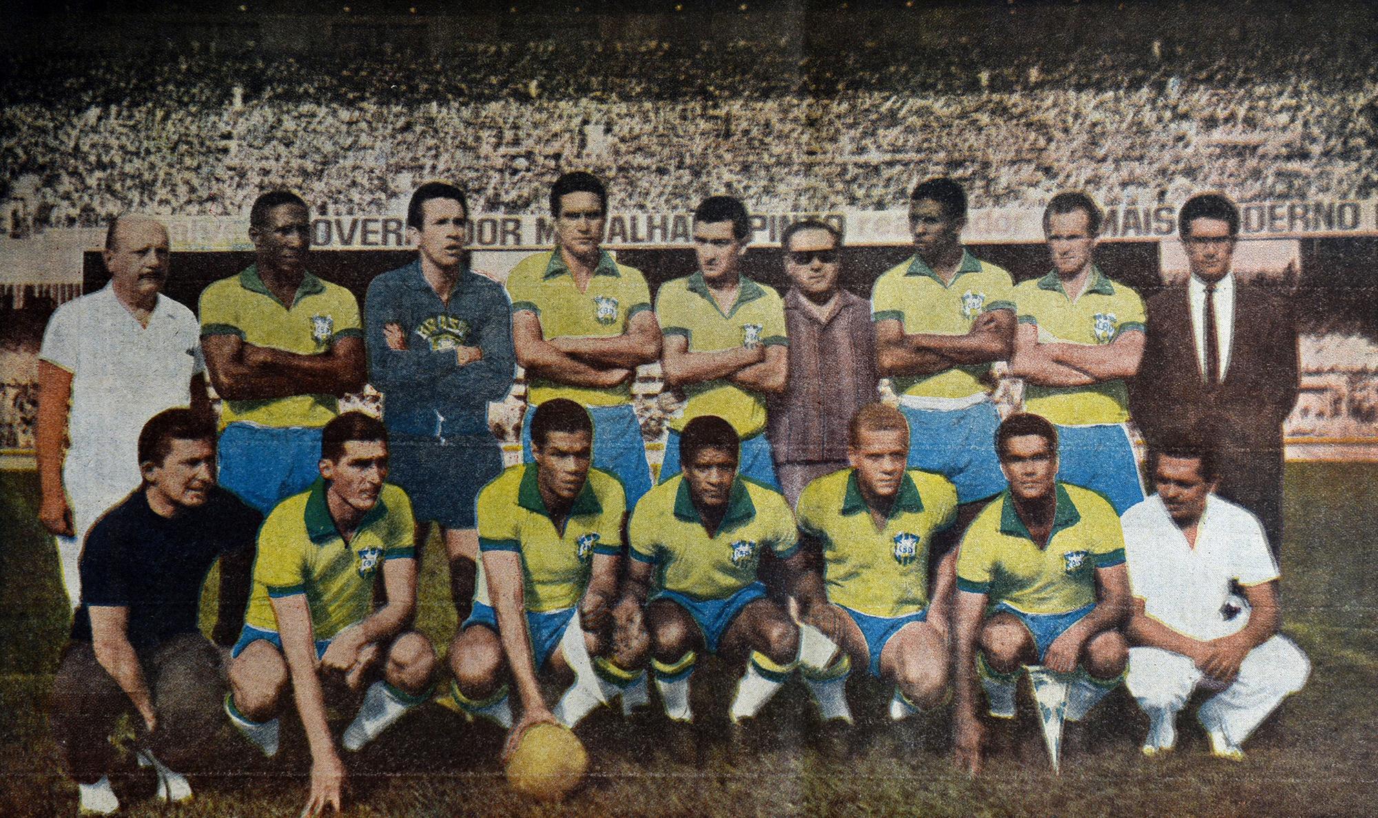 Palmeiras (Brasil) 3x0 Seleção do Uruguai