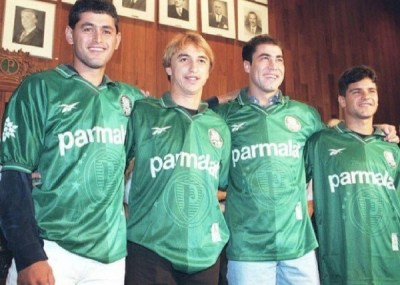 Arce, Paulo Nunes, Arilson e Lauro