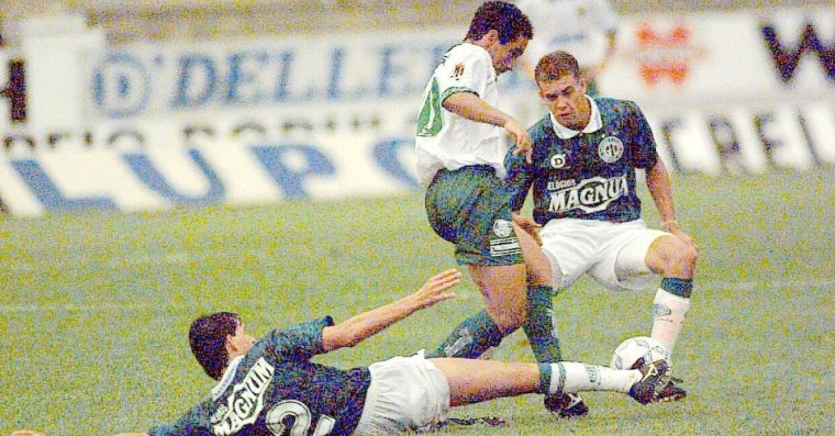 Guarani 1x2 Palmeiras