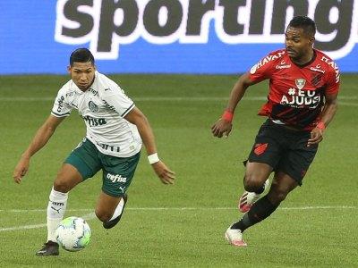 Athletico-PR 0x1 Palmeiras
