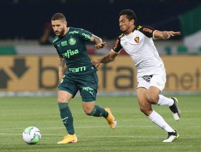 Palmeiras 2x2 Sport
