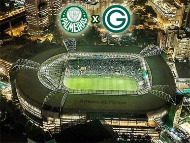 Pré-jogo Palmeiras x Goiás