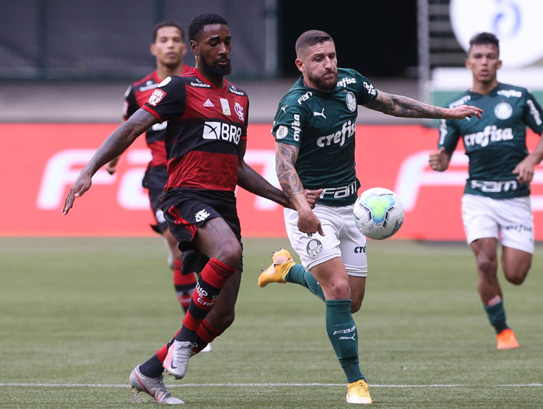 Palmeiras 1x1 Flamengo