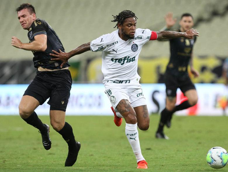 Ceará 2x2 Palmeiras