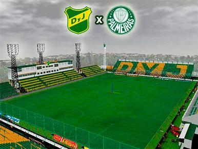 Pré-jogo Defensa Y Justicia x Palmeiras