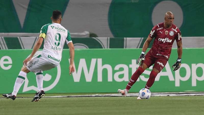 Palmeiras 3x1 Chapecoense