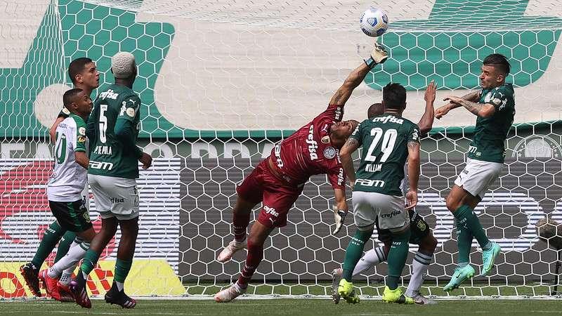 Palmeiras 2x1 América-MG
