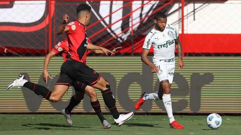 Atlético-GO 0x3 Palmeiras