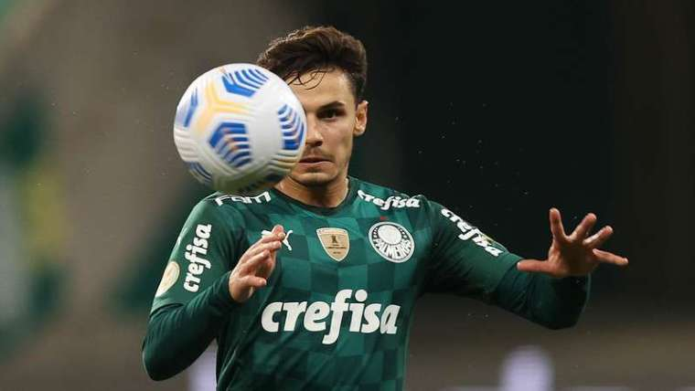Raphael Veiga, do Palmeiras
