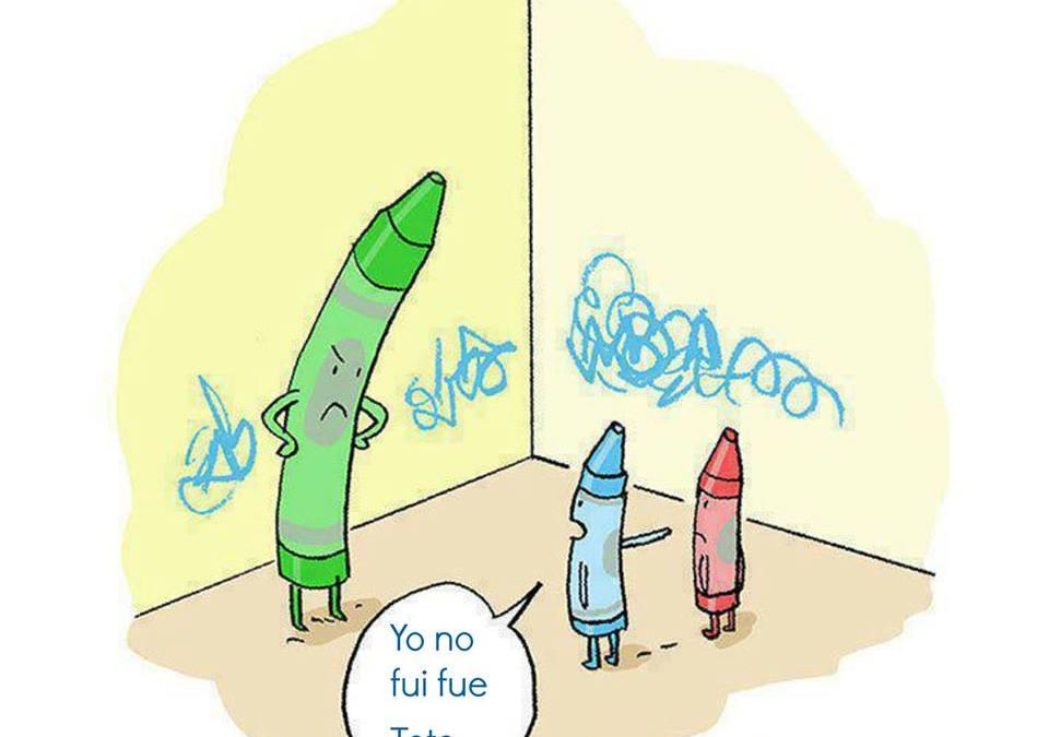 Cómo quitar las manchas de crayola sin químicos tóxicos