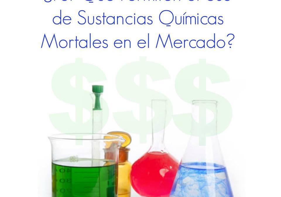 Sustancias químicas mortales