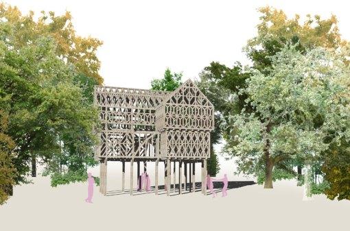 Holm hall-Weave Studio